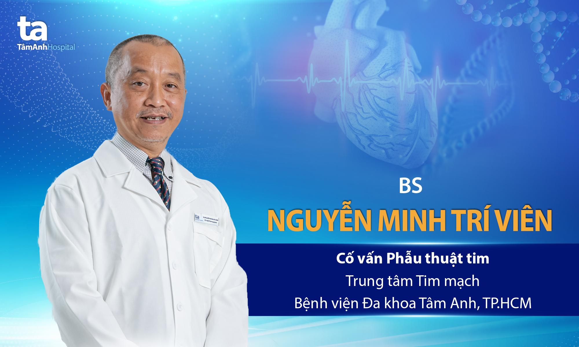 BS Nguyễn Minh Trí Viên