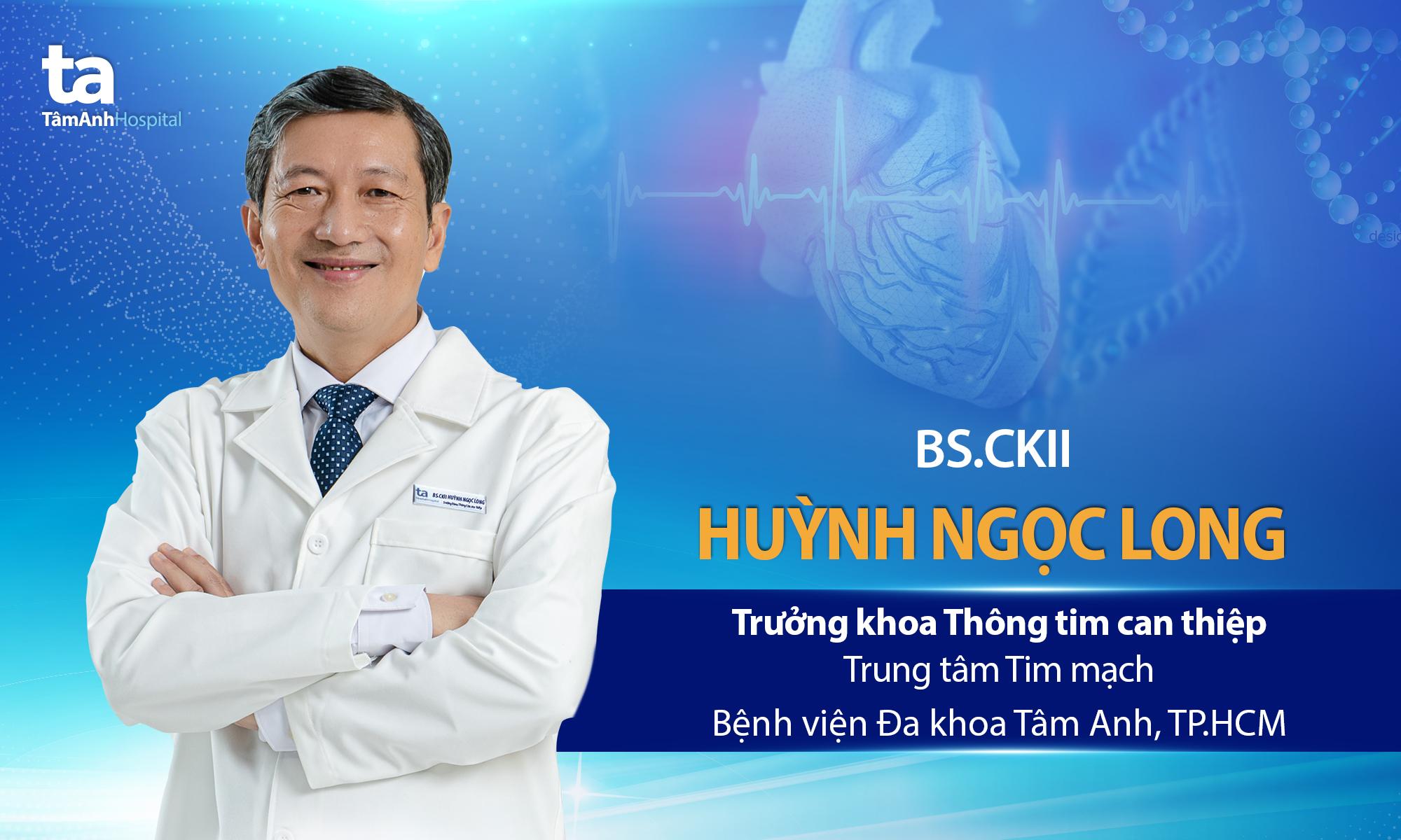 BS.CKII Huỳnh Ngọc Long