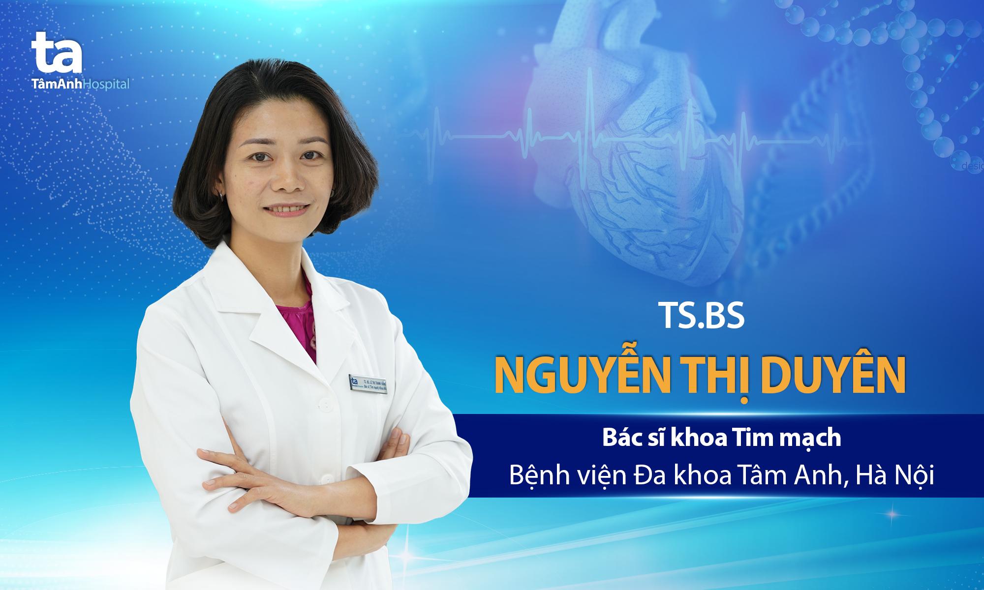 TS.BS Nguyễn Thị Duyên