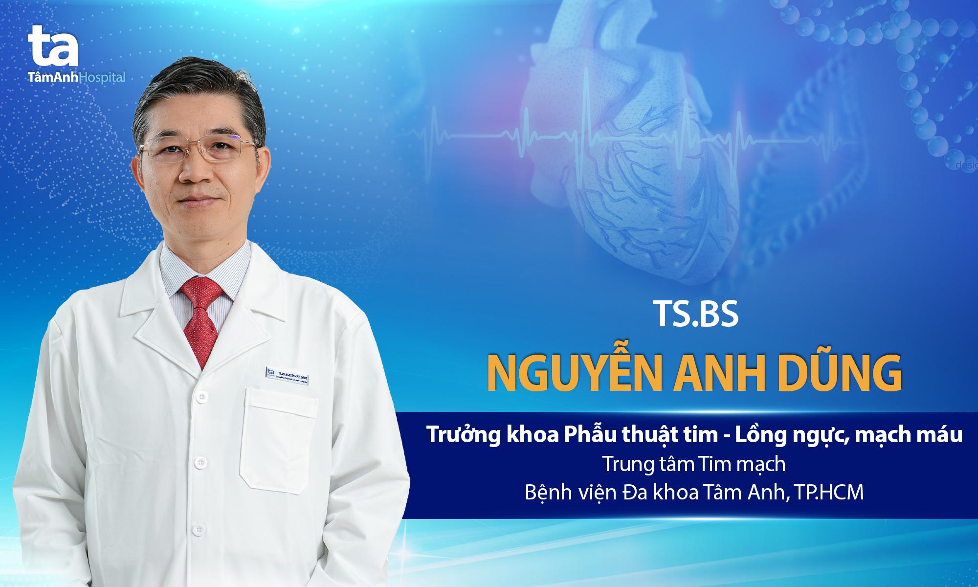 TS.BS Nguyễn Anh Dũng
