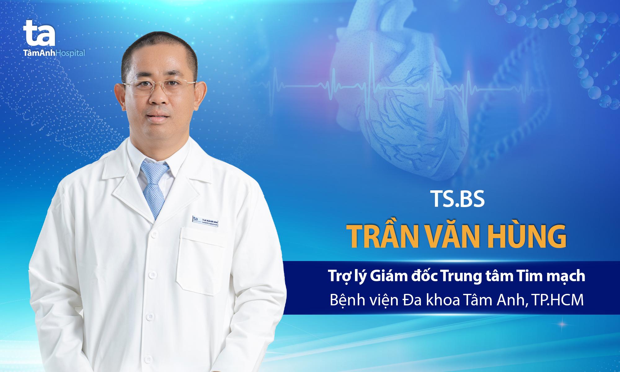 TS.BS Trần Văn Hùng