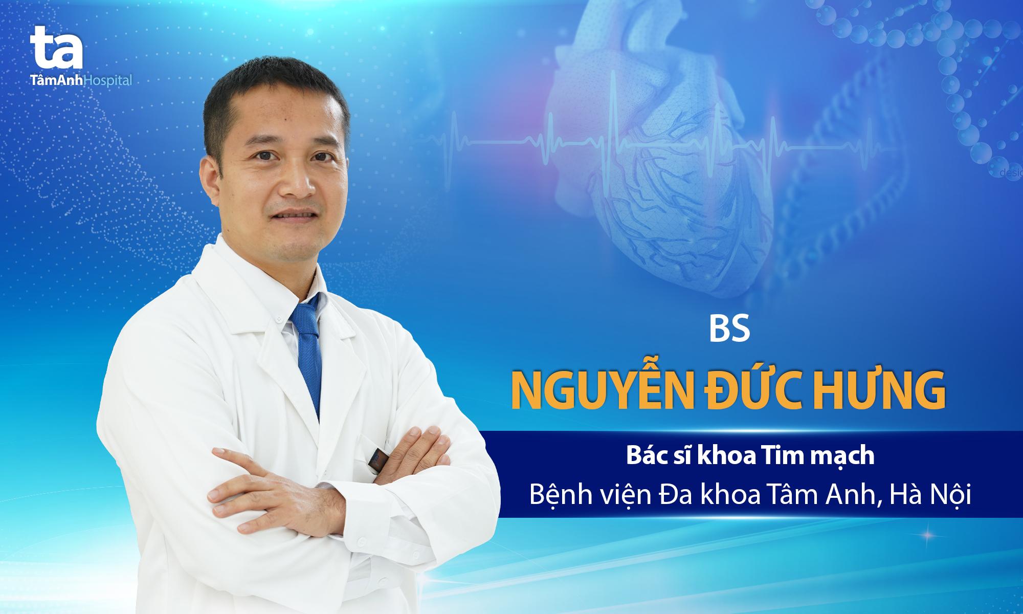 BS Nguyễn Đức Hưng