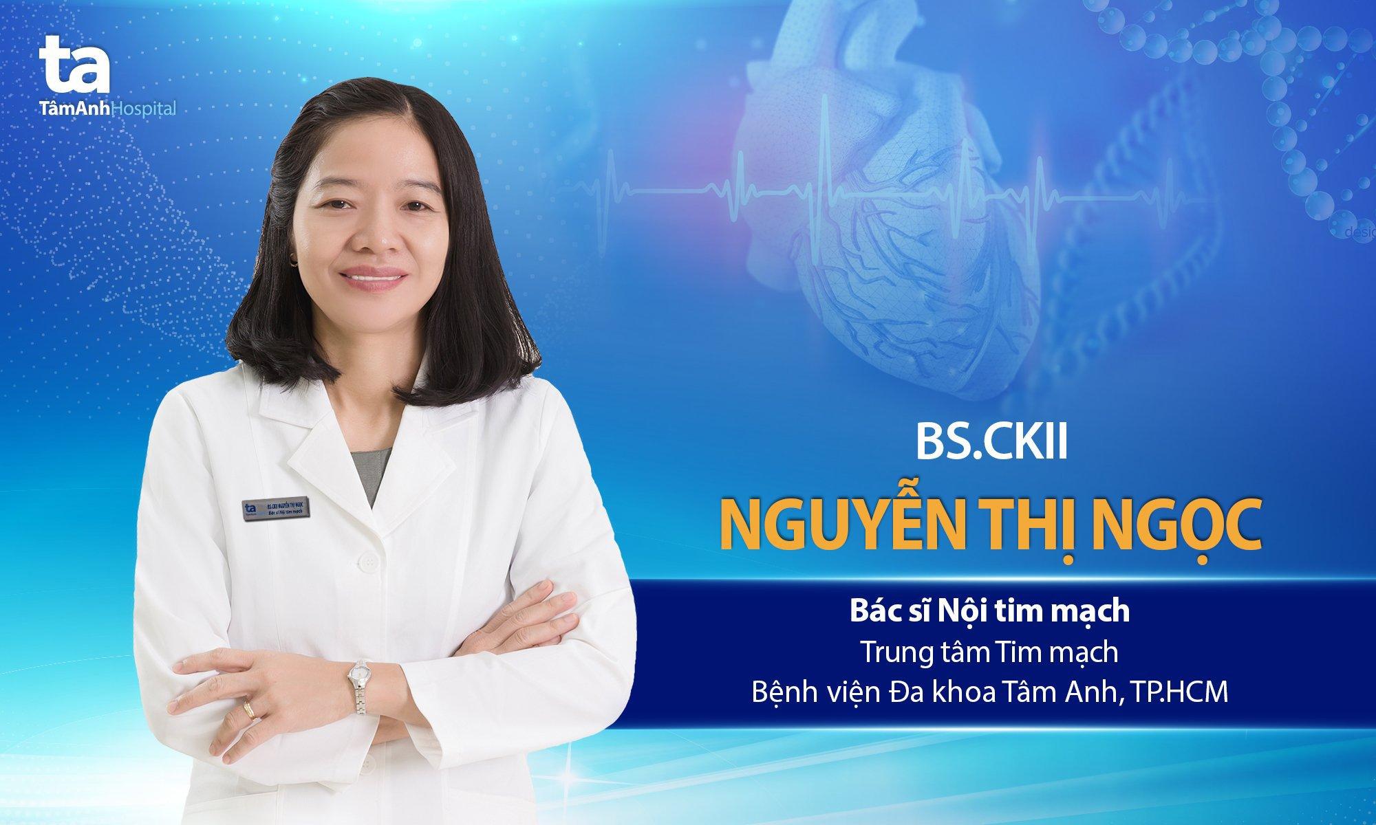 BS.CKII Nguyễn Thị Ngọc