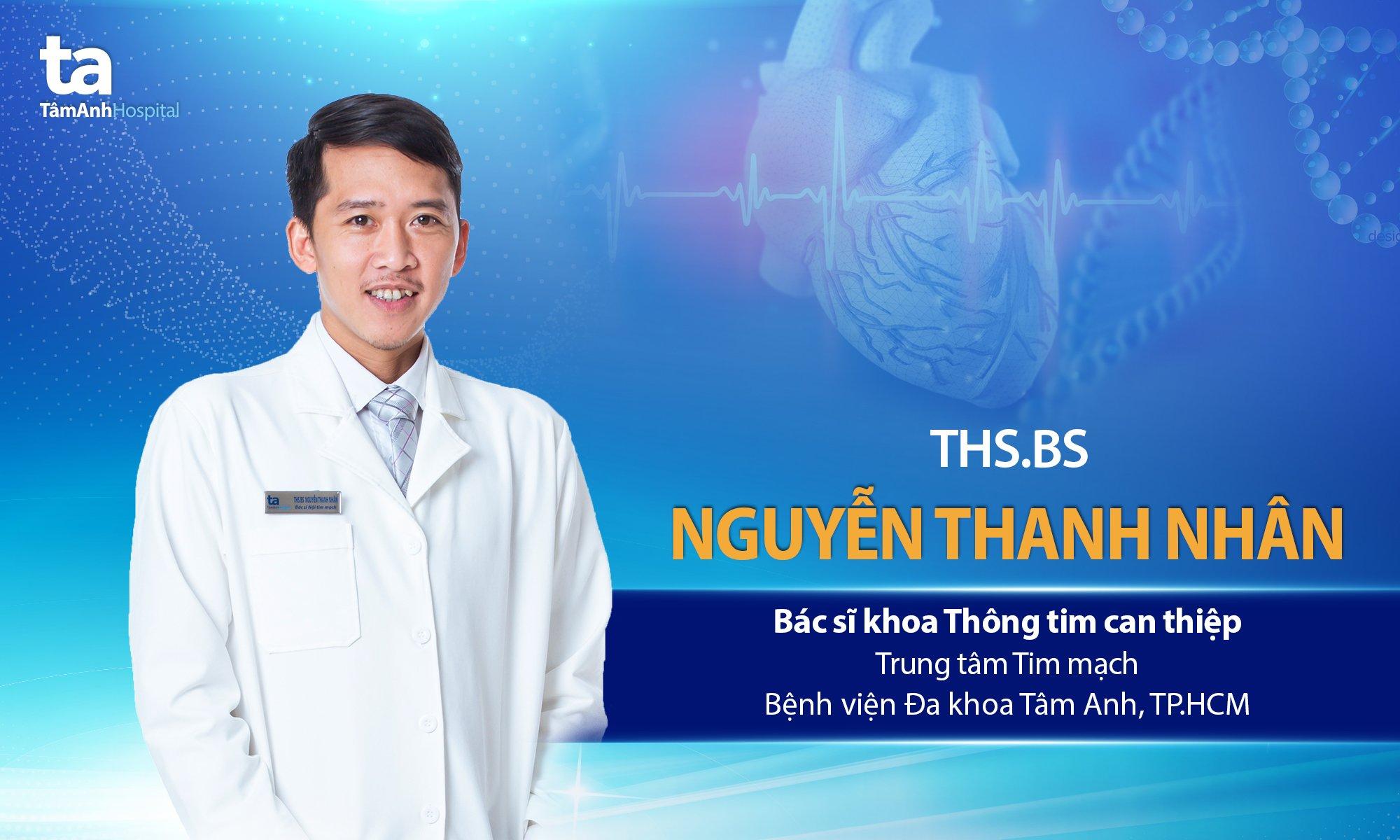 ThS.BS Nguyễn Thanh Nhân