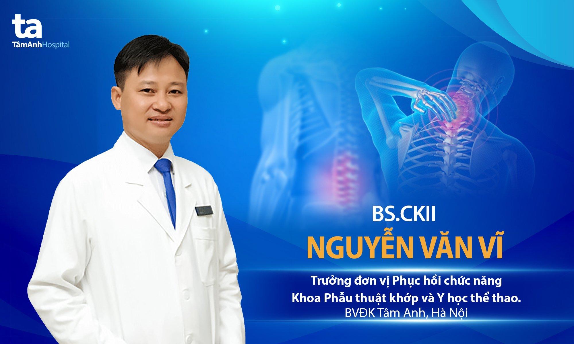 BS.CKII Nguyễn Văn Vĩ